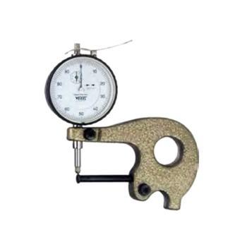 沃戈耳 VOGEL 厚度測量規,0-10mm,24 0645,不含第三方檢測