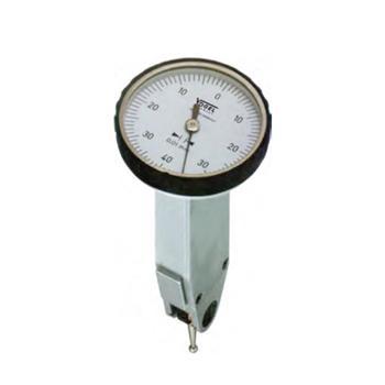 VOGEL 杠杆千分表,0.2mm,(背置式),24 061222