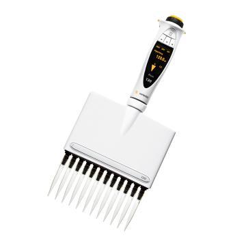 Picus电子12道移液器,5-120ul,735441