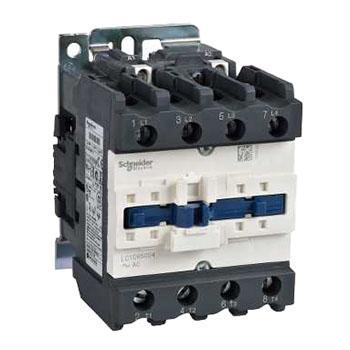 施耐德Schneider 直流线圈接触器,LP1D65008MD