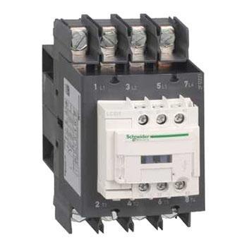 施耐德Schneider 直流线圈接触器,LC1DT60A6ED