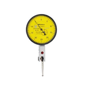 三丰 mitutoyo 杠杆百分表,0-1.5mm 水平型基本套装,513-426-10E,不含第三方检测