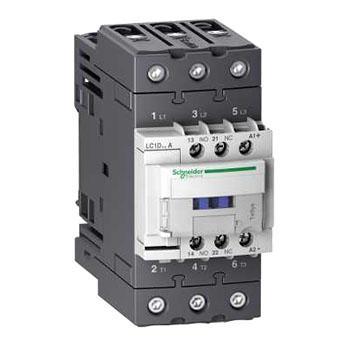 施耐德Schneider 直流线圈接触器,LC1D50ABD