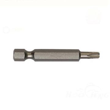 史丹利 6.3MM系列花形旋具头T20x50mm(10支装),63-056T-23