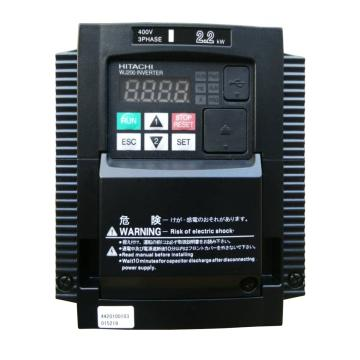 日立,WJ200-040HFC-M,变频器