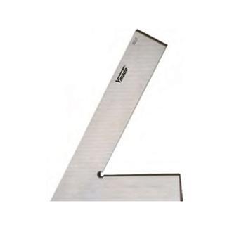 VOGEL 角尺,120×80mm,45°(不锈钢),31 40022