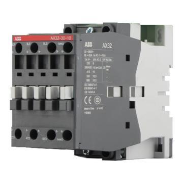 ABB接触器,AX32-30-10(AC220-230V50HZ/AC230-240V60HZ)