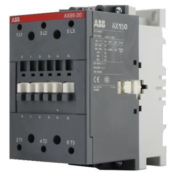 ABB接触器,AX150-30-11(AC220-230V50HZ/AC230-240V60HZ)