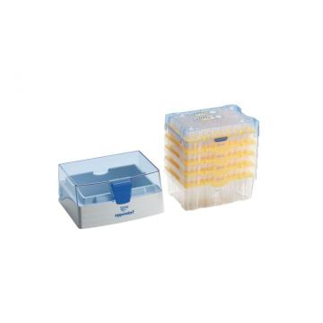 epTIPSBox精致盒装吸头,20-300µl,吸头盒可重复利用,96个/盒