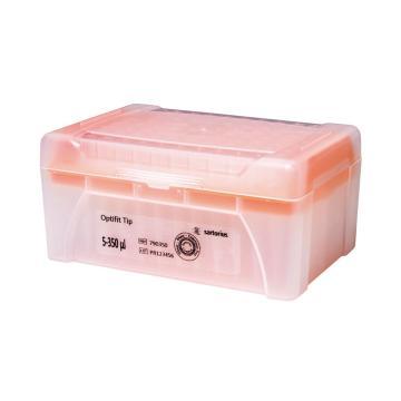 赛多利斯吸头,350ul,96支/盒,消毒