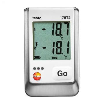 德图/Testo testo 175-T2温度记录仪,双通道