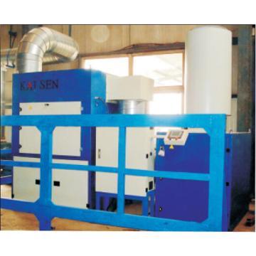 凯森 中央式烟尘净化器,KSFC-8612,吸气量9000~22000m³/h,电机功率15-22KW