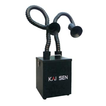 凯森 锡焊烟尘净化器,KSXH-20B,吸气量480m³/h,电机功率200W