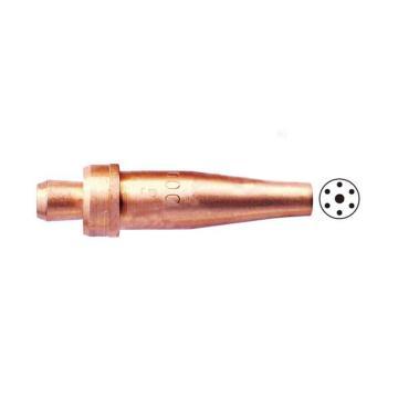 捷锐101型乙炔割嘴,7-1-101,切割厚度:254mm