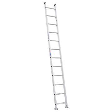 稳耐 D形踏棍直梯,踏台数:10,额定载荷(KG):136,工作高度(米):2.2,D1510-1