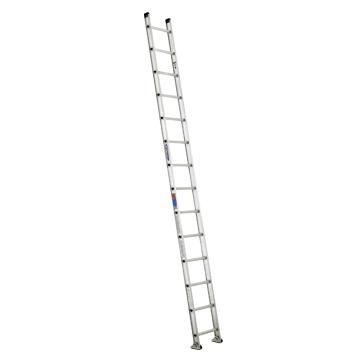 稳耐 D形踏棍直梯,踏台数:14,额定载荷(KG):136,工作高度(米):3.4,D1514-1