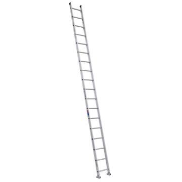 稳耐 D形踏棍直梯,踏台数:18,额定载荷(KG):136,工作高度(米):4.6,D1518-1