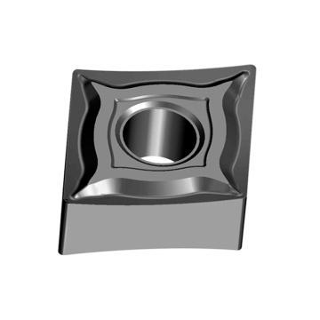 株洲钻石 车刀片,CNMG120404-EF YBG205,适合碳钢、不锈钢精加工,10片/盒