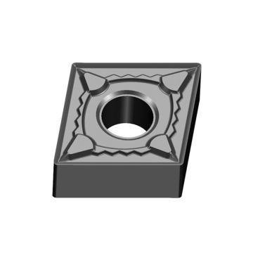株洲钻石 车刀片,CNEG120408-NF YBG105,适合耐热合金、钛合金精加工,10片/盒
