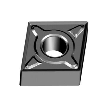 株洲钻石 车刀片,CNMG120408-EM YBG205,适合碳钢、不锈钢半精加工,10片/盒