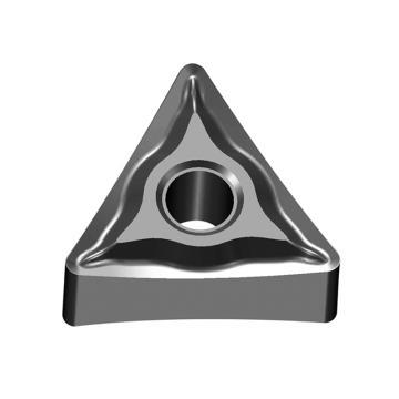 株洲钻石 车刀片,TNMG110304-EF YBG205,适合碳钢、不锈钢精加工,10片/盒