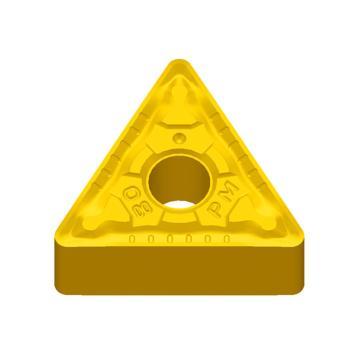 株洲钻石 车刀片,TNMG160408-PM YBC152,适合碳钢半精加工,10片/盒