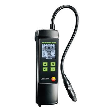 德图/Testo 制冷剂泄漏检测仪,适用于所有常见制冷剂(CFC,HFC等),testo 316-4套装1,0563 3164