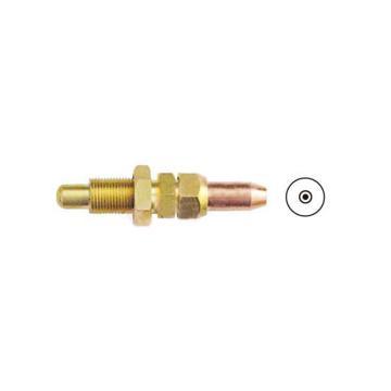 捷锐日本式割嘴,适于乙炔,切割厚度3-10mm,适用割炬型号241C/CN,M1