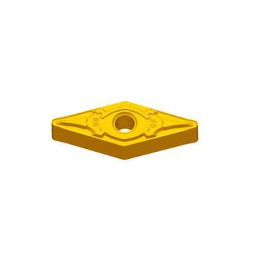 株洲钻石 车刀片,VNMG160408-DF YBC152,适合碳钢精加工,10片/盒