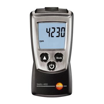 德图/Testo 光学转速测量仪, 非接触式,testo 460,订货号:0560 0460