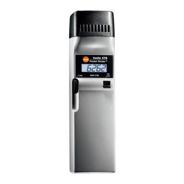德图/Testo 袖珍型频闪仪,testo 476,订货号:0563 4760