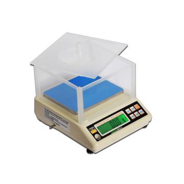 杰特沃 精密电子天平,600g,最小感量0.1g/0.02g