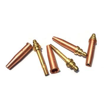 捷锐307型等压式丙烷快速割嘴,307-4,切割厚度:60-80mm,适用于中国G02型割炬及机用割炬