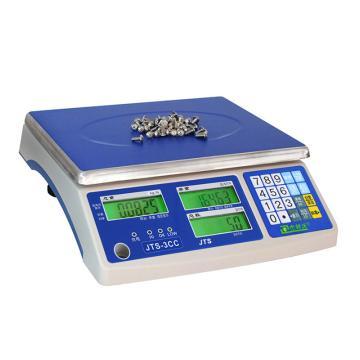 杰特沃 经济型电子计数秤,3kg,最小感量0.1g