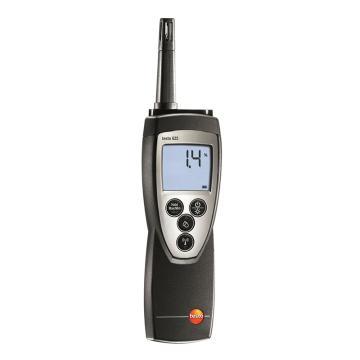 德圖/Testo 精密型溫濕度儀, 含插接式濕度探頭,testo 625,訂貨號:0563 6251
