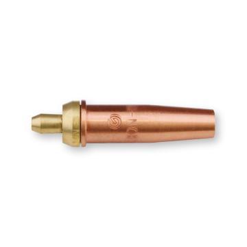 捷銳中國式割嘴,適于丙烷,切割厚度10-25mm,適用割炬型號332C/CN,100N-1