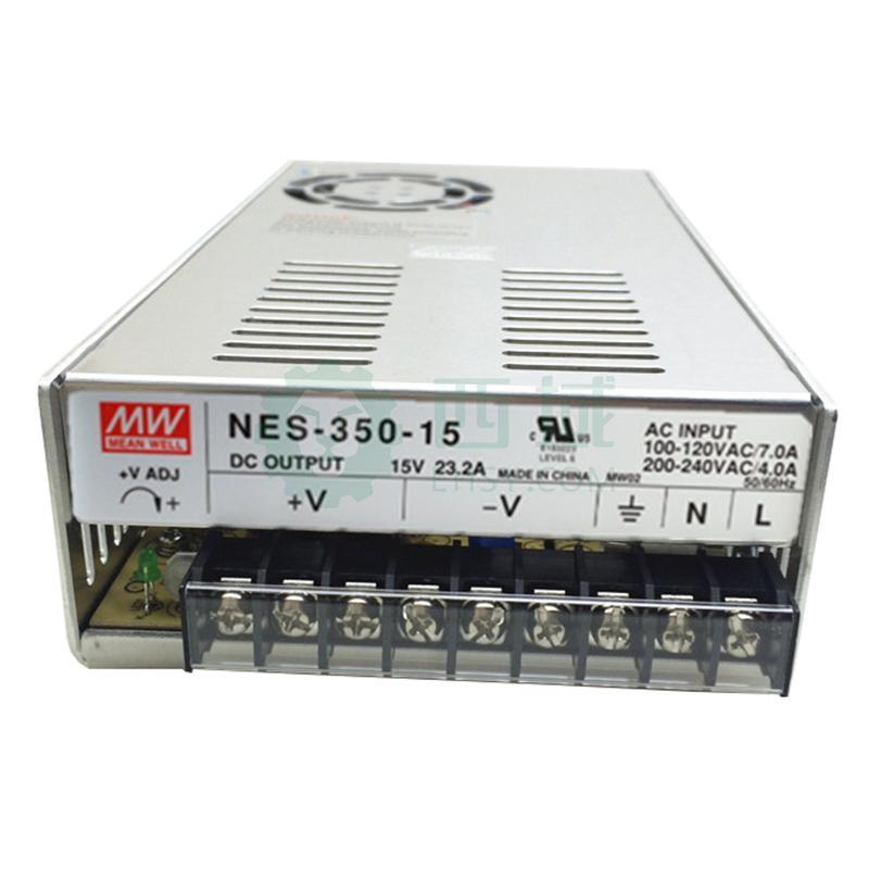 明纬 开关电源,nes-350-15