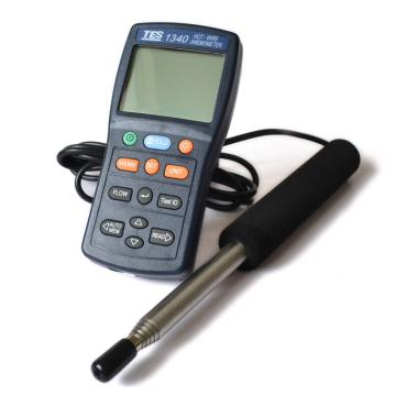 泰仕/TES 热线式风速计,TES-1340
