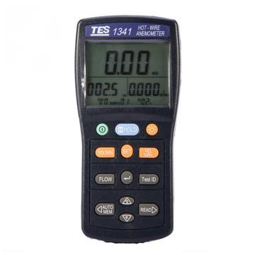 泰仕/TES 热线式风速计,TES-1341