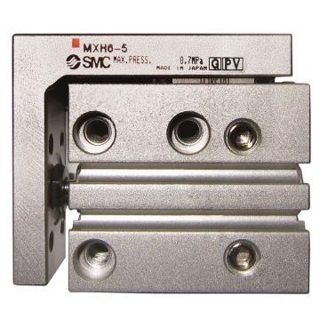 SMC 小型气动滑台,MXH16-25Z