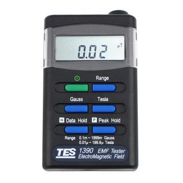 泰仕/TES 电磁场强度测试器,TES-1390