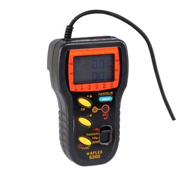 泰仕/TES 绘图式电力及谐波分析仪,AFLEX-6300