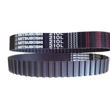 三星MITSUBOSHI 梯形齿同步带,橡胶材质,1英寸宽,217L100