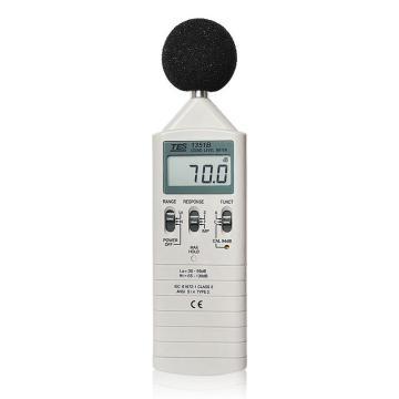 泰仕/TES 数字式噪音计,TES-1351B