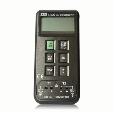 泰仕/TES 数字式温度表TES-1306