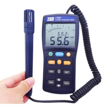 泰仕/TES 温湿度计TES-1364