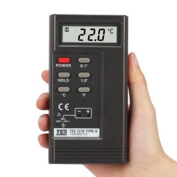 泰仕/TES 數字式溫度表,TES-1310