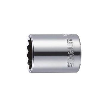 史丹利套筒,十二角 12.5mm系列 公制 12mm,86-544-1-22
