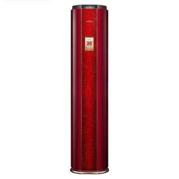 美的 3匹圆柱冷暖变频空调柜机,尊行,KFR-72LW/BP3DN1Y-YA100(B1),区域限售