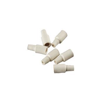 翻口橡胶帽,白色天然橡胶,5mm核磁管专用